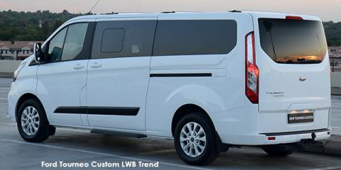 Ford Tourneo Custom 2.0SiT LWB Trend - Image credit: © 2021 duoporta. Generic Image shown.