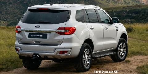 Ford Everest 2.0SiT 4WD XLT - Image credit: © 2020 duoporta. Generic Image shown.