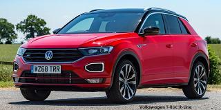 Volkswagen T-Roc - Image credit: © 2021 duoporta. Generic Image shown.