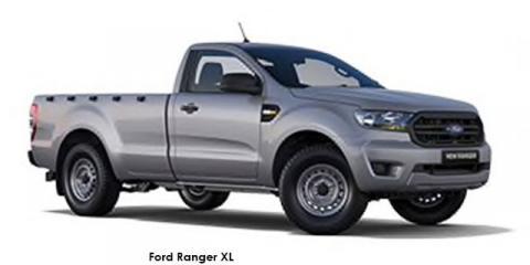 Ford Ranger 2.2TDCi Hi-Rider XL - Image credit: © 2021 duoporta. Generic Image shown.