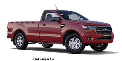 Ford Ranger 2.2TDCi 4x4 XLS auto - Image credit: © 2021 duoporta. Generic Image shown.