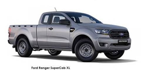 Ford Ranger 2.2TDCi SuperCab 4x4 XL - Image credit: © 2021 duoporta. Generic Image shown.