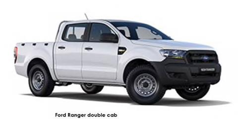 Ford Ranger 2.2TDCi double cab Hi-Rider - Image credit: © 2021 duoporta. Generic Image shown.