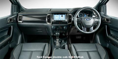 Ford Ranger 3.2TDCi double cab Hi-Rider Wildtrak - Image credit: © 2021 duoporta. Generic Image shown.