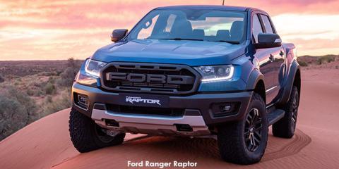 Ford Ranger 2.0Bi-Turbo double cab 4x4 Raptor - Image credit: © 2021 duoporta. Generic Image shown.