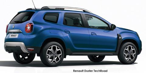 Renault Duster 1.5dCi TechRoad auto - Image credit: © 2021 duoporta. Generic Image shown.