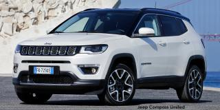 Jeep Compass - Image credit: © 2021 duoporta. Generic Image shown.