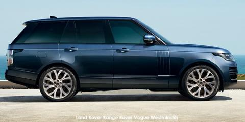 Land Rover Range Rover Vogue Westminster SDV8 - Image credit: © 2021 duoporta. Generic Image shown.