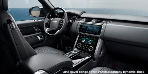 Land Rover Range Rover SVAutobiography Dynamic Black Supercharged - Image credit: © 2021 duoporta. Generic Image shown.