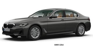 BMW 5 Series - Image credit: © 2021 duoporta. Generic Image shown.
