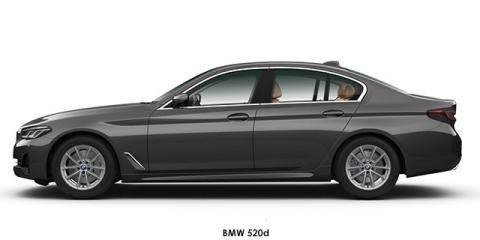 BMW 520d - Image credit: © 2021 duoporta. Generic Image shown.
