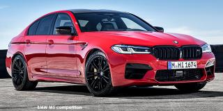 BMW M5 - Image credit: © 2021 duoporta. Generic Image shown.