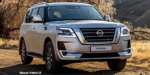 Nissan Patrol 5.6 V8 LE 4WD - Image credit: © 2020 duoporta. Generic Image shown.