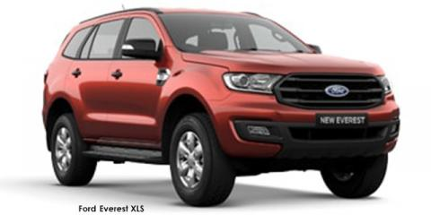 Ford Everest 2.2TDCi XLS - Image credit: © 2021 duoporta. Generic Image shown.