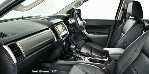 Ford Everest 2.0Bi-Turbo 4WD XLT - Image credit: © 2021 duoporta. Generic Image shown.