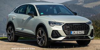 Audi Q3 - Image credit: © 2021 duoporta. Generic Image shown.