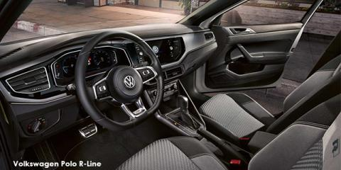 Volkswagen Polo hatch 1.0TSI Comfortline R-Line - Image credit: © 2020 duoporta. Generic Image shown.
