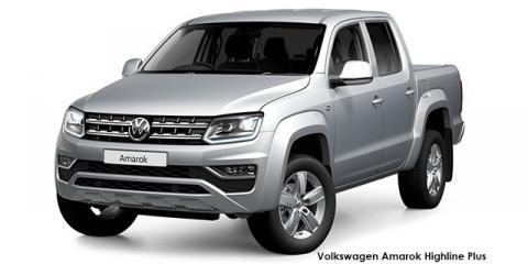 Volkswagen Amarok 2.0BiTDI double cab Highline Plus auto - Image credit: © 2020 duoporta. Generic Image shown.