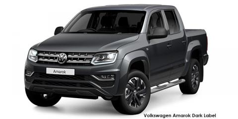 Volkswagen Amarok 2.0BiTDI double cab Dark Label 4Motion - Image credit: © 2020 duoporta. Generic Image shown.