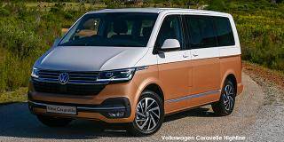 Volkswagen Caravelle - Image credit: © 2021 duoporta. Generic Image shown.
