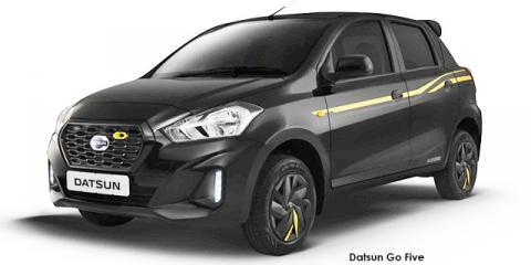 Datsun Go 1.2 Five - Image credit: © 2021 duoporta. Generic Image shown.