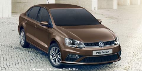 Volkswagen Polo sedan 1.6 Comfortline auto - Image credit: © 2021 duoporta. Generic Image shown.