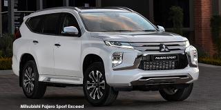 Mitsubishi Pajero Sport - Image credit: © 2020 duoporta. Generic Image shown.