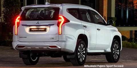 Mitsubishi Pajero Sport 2.4DI-D - Image credit: © 2021 duoporta. Generic Image shown.