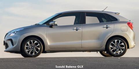 Suzuki Baleno 1.4 GLX auto - Image credit: © 2020 duoporta. Generic Image shown.