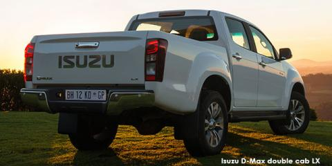 Isuzu D-Max 250 double cab Hi-Ride - Image credit: © 2021 duoporta. Generic Image shown.