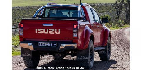 Isuzu D-Max 300 3.0TD double cab 4x4 LX Arctic Trucks AT 35 - Image credit: © 2021 duoporta. Generic Image shown.