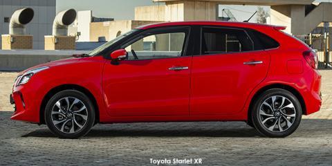 Toyota Starlet 1.4 XS - Image credit: © 2020 duoporta. Generic Image shown.