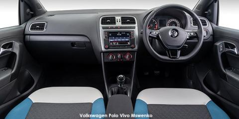 Volkswagen Polo Vivo hatch 1.4 Mswenko - Image credit: © 2021 duoporta. Generic Image shown.