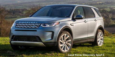 Land Rover Discovery Sport D200 - Image credit: © 2021 duoporta. Generic Image shown.
