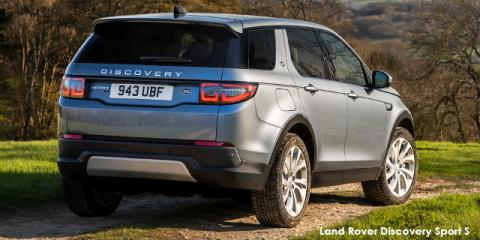 Land Rover Discovery Sport D200 S - Image credit: © 2021 duoporta. Generic Image shown.