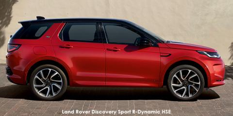 Land Rover Discovery Sport P250 R-Dynamic SE - Image credit: © 2021 duoporta. Generic Image shown.