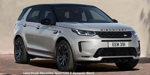 Land Rover Discovery Sport P290 R-Dynamic S Black - Image credit: © 2020 duoporta. Generic Image shown.