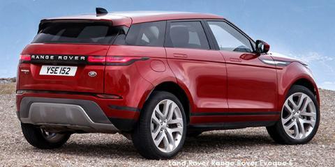 Land Rover Range Rover Evoque P250 - Image credit: © 2020 duoporta. Generic Image shown.