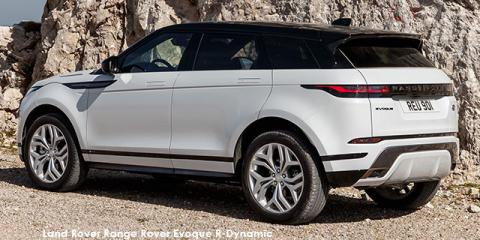 Land Rover Range Rover Evoque P300e R-Dynamic HSE - Image credit: © 2021 duoporta. Generic Image shown.