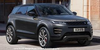 Land Rover Range Rover Evoque - Image credit: © 2021 duoporta. Generic Image shown.