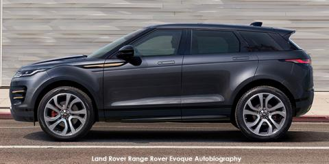 Land Rover Range Rover Evoque P300e Autobiography - Image credit: © 2021 duoporta. Generic Image shown.