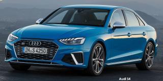Audi S4 - Image credit: © 2020 duoporta. Generic Image shown.