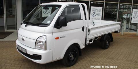 Hyundai H-100 Bakkie 2.6D tipper (aircon) - Image credit: © 2021 duoporta. Generic Image shown.
