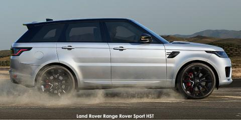 Land Rover Range Rover Sport HST P400 - Image credit: © 2021 duoporta. Generic Image shown.