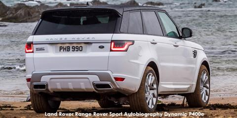 Land Rover Range Rover Sport HSE P400e - Image credit: © 2021 duoporta. Generic Image shown.