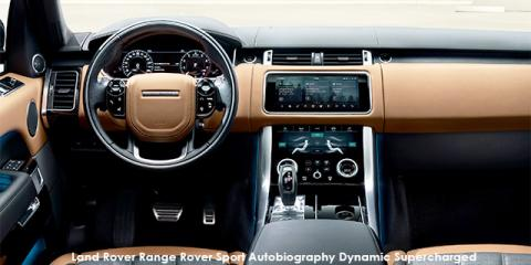 Land Rover Range Rover Sport Autobiography Dynamic Supercharged - Image credit: © 2020 duoporta. Generic Image shown.