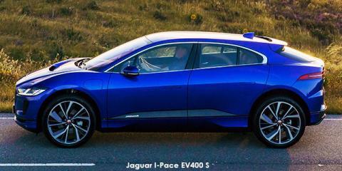 Jaguar I-Pace EV400 AWD S - Image credit: © 2021 duoporta. Generic Image shown.