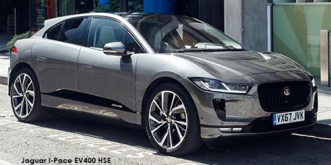 Jaguar I-Pace EV400 AWD HSE - Image credit: © 2021 duoporta. Generic Image shown.