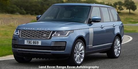 Land Rover Range Rover Vogue SE Supercharged - Image credit: © 2020 duoporta. Generic Image shown.