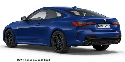 BMW 420i coupe M Sport - Image credit: © 2021 duoporta. Generic Image shown.